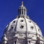 Minnesota State Capitol Building Dome