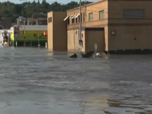 Massive Flood in Minot, ND
