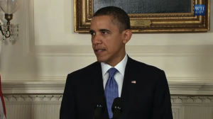 President Obama Talks About Debt Ceiling Negotiations