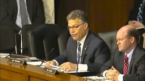 Senator Al Franken Vows To Repeal Anti-Gay Marriage Law