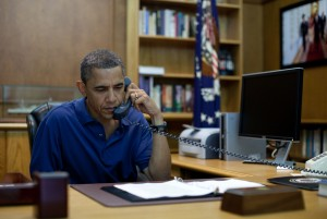 President Obama is briefed on tragedy in Afghanistan