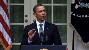 President Obama Says He Will Veto Deficit Reduction That Doesn't Include Taxes On Rich