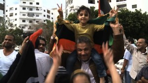 Libya Celebrates Gadhafi's Death