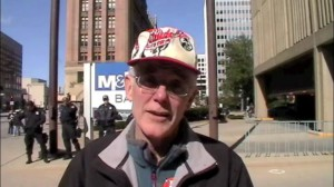 Milwaukee Teachers Education Association President Bob Peterson