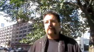 Ironworkers Local 8 Political Director Randy Bryce talks about Occupy Milwaukee