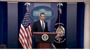 President Obama comments about agreement on payroll tax