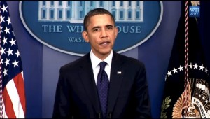 President Obama comments on the passage of the payroll tax cut extension
