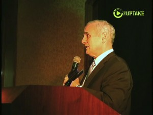 Governor Mark Dayton at 2012 Blue State Ball