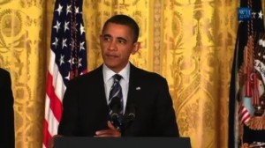 "President Obama announces exemptions from ""No Child Left Behind"" law"