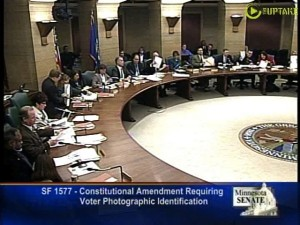 Voter Photo ID Hearing